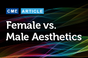 Female versus Male Aesthetics