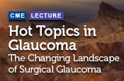 Hot Topics in Glaucoma: The Changing Landscape of Surgical Glaucoma