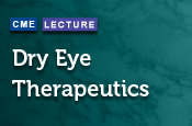 Dry Eye Therapeutics