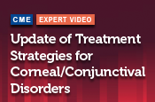 Update of Treatment Strategies for Corneal/Conjunctival Disorders