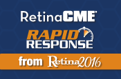 RetinaCME® Rapid Response from Retina 2016