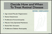 A Current Management Protocol for Diabetic Macular Edema in an Era of Expanding Options