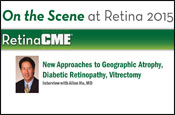 New Approaches to Geographic Atrophy, Diabetic Retinopathy, Vitrectomy