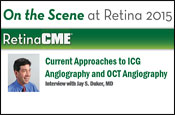 Current Approaches to ICG Angiography and OCT Angiography