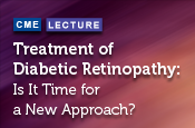 Treatment of Proliferative Diabetic Retinopathy: Is it Time for a New Approach?