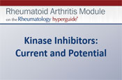 Kinase Inhibitors: Current and Potential