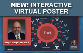 Virtual NSCLC: Updates in Combining Immunotherapy with Other Treatment Modalities