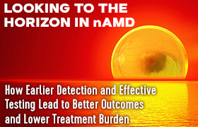 Looking to the Horizon: Earlier Diagnosis and Advances in Treating Neovascular Age-Related Macular Degeneration—How Earlier Detection and Effective Testing Lead to Better Outcomes and Lower Treatment Burden