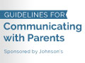 Guidelines for Communicating with Parents