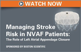 Managing Stroke Risk in NVAF Patients: The Role of Left Atrial Appendage Closure