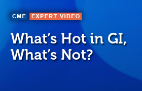 What's Hot in GI, What's Not?