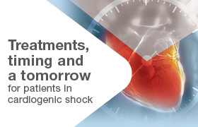 Treatments, Timing and a Tomorrow for Patients in Cardiogenic Shock