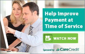 Help Improve Payment at Time of Service