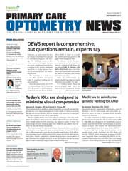 Primary Care Optometry News