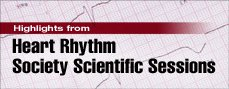 Heart Rhythm Society Scientific Sessions