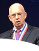Steve Charles delivers 2018 Charles D. Kelman Innovator's Lecture at ASCRS