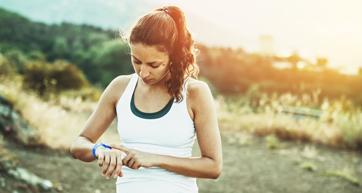 Wrist - activity tracker