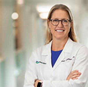 """There is great potential for cell-based therapies in inflammatory bowel disease,"" Amy Lightner, MD, said. ""It is truly an exciting evolution, but we're still in its infancy."""