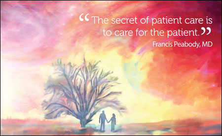 Patient care graphic