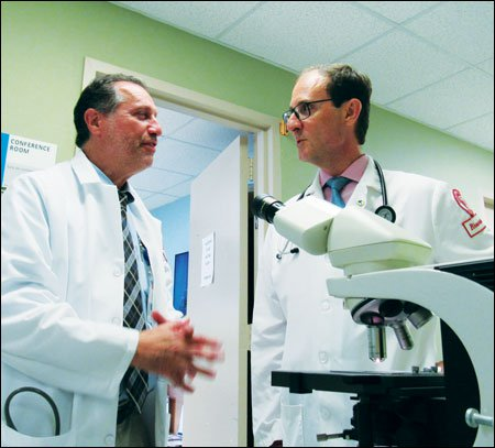 """Shorthanded Health Care: """"One of the biggest challenges is there are simply not enough of us to take care of the patients we have — and not only in this area, but nationwide,"""" Brent said. """"I give conferences to primary care physicians from all over, including rural Wyoming, and one of the first things I will ask is, 'Who has good access to a rheumatologist?' Maybe half the people will raise their hands."""""""