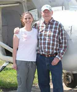 Kelley Paulie, RN, and Robert Carolla, MD