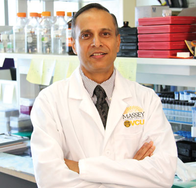 Many traditional anticancer treatments are not an option for liver cancer due to underlying liver disease, according to Devanand Sarkar, MBBS, PhD.