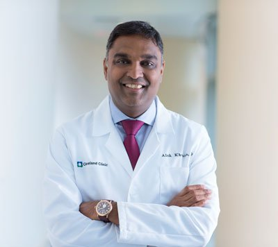 The reasons for elevated VTE risk among patients with cancer are multifactorial, according to Alok A. Khorana, MD.