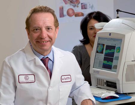 Carmen A. Puliafito, MD, MBA