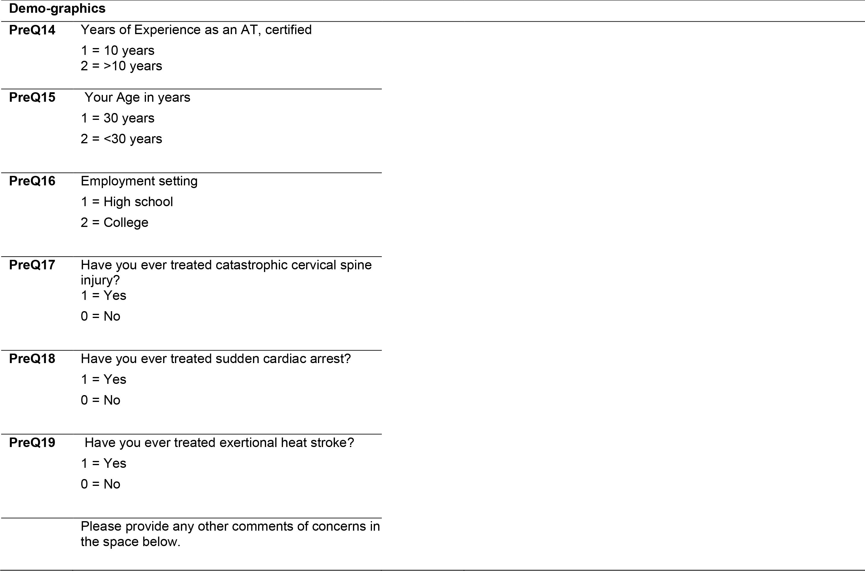 Nice workshop survey template gallery example resume for Household survey questionnaire design