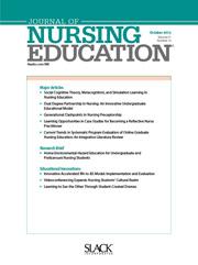 Journal of Nursing Education