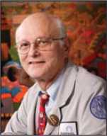 Stanford T. Shulman, MD, pediatric infectious disease physician, Children's Memorial Hospital, IL.