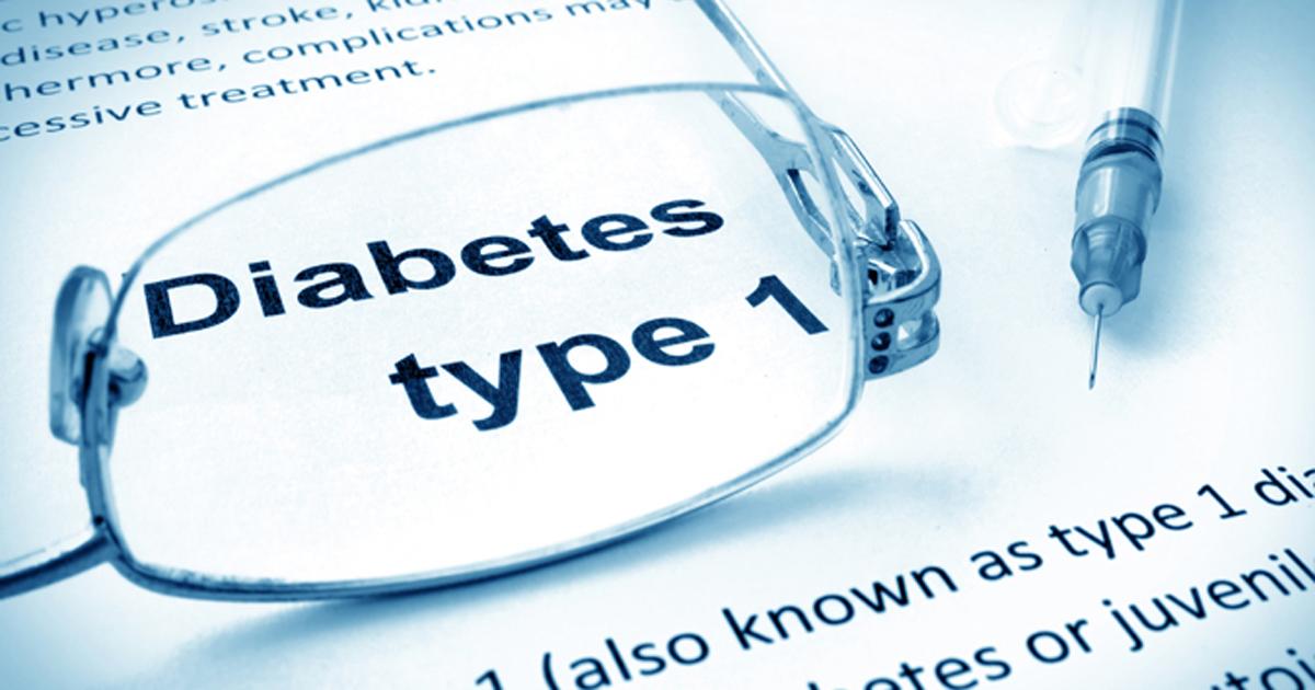 Type 1 diabetes diagnosis 2019