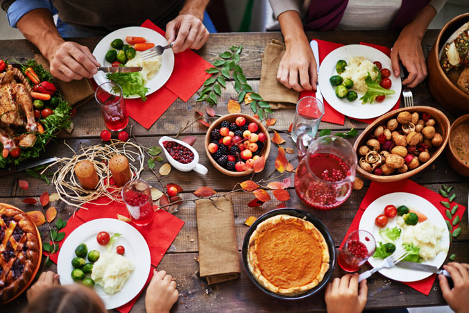 Food for the Fall and Winter Holidays